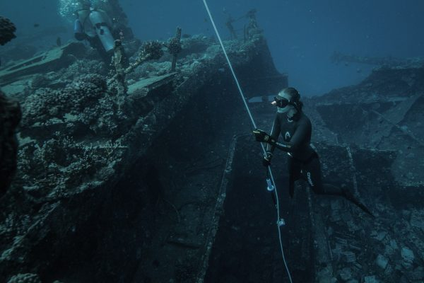 Scuba 2000 run SSI freediving courses in the UK and Egypt