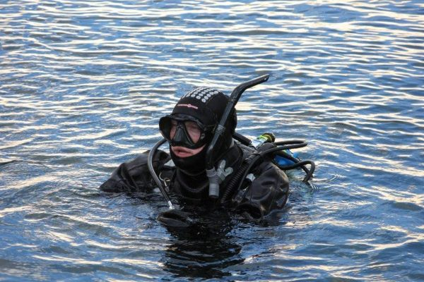 UK diving training and trips with Scuba 2000 at Stoney Cove, Leicestershire, UK