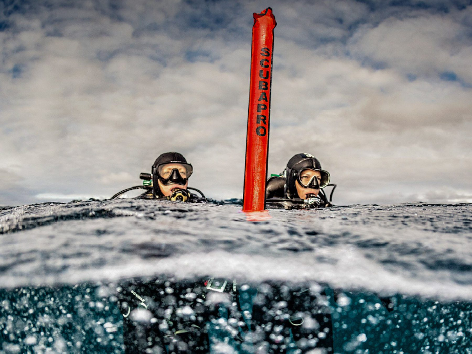 Diving Safely at Sea